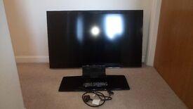 Working 40 inch Samsung HD TV