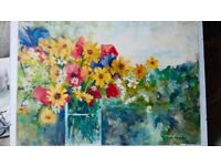 Paintings for gifts! Your photo turned into works of art!