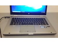 HP Elitebook 8470p, Intel core i7 3rd Gen @ 2.9GHz/ 8gb ram/ 320 HDD/ WEBCAM/Good battery