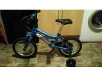 Ridgeback MX14 boys bike