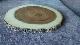 Cheese board (used once wedding)