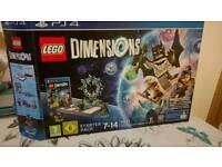 Lego dimensions starter pack on ps4