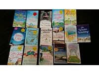 Selection of ladies books