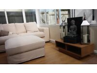OWNER MOVING ABROAD - Spotless Sofa set + other items - PERFECT CONDITION