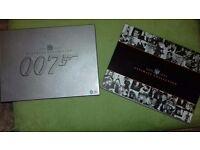 James Bond Ultimate DVD Box Set (up to and inc. Pierce Brosnan)
