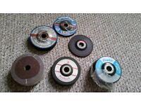 Metal Grinding Discs & Sanding Discs (various)