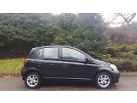 TOYOTA YARIS, 54 REG, 94K MILES, 1 OWNER, HPI CLEAR, 5 DOOR, MOT, DRIVES MINT, SUN ROOF