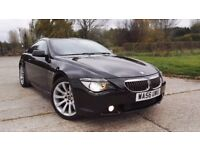 2006 BMW 6 Series Coupe 650i Sport Auto Full BMW Service History Mega Spec Beautiful Condition