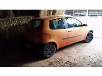 Selling my fiat. Good car and quite cheap to run and insure.