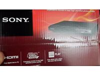 Sony DVD player . Brand new ordered 2 by mistake . HDMI output 1080p.