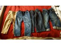 Boys Jeans age 1-2 years