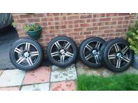 Ripspeed alloy wheels
