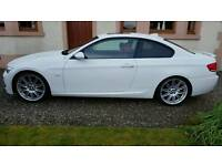 BMW 325d M Sport Highline coupe (2009)