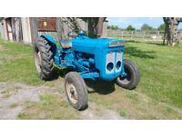 Fordson Super Dexta Tractor £2500 ono