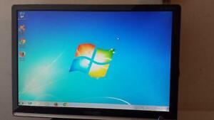 "Used Samsung 22"" Wide Screen LCD Computer Monitor for Sale"