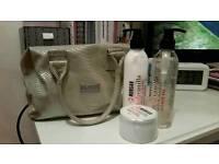 Morgan Bag and Toiletries set