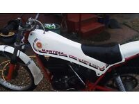 Montesa cota 248 trials bike 1981