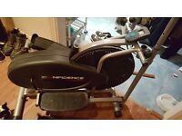 Elliptical/cross trainer for sale