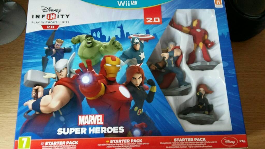 Wii u starter packs