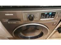 Samsung add wash machine