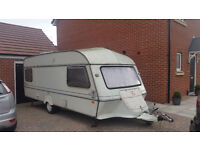 ABI ACE JUBILEE VICEROY 6 BERTH CARAVAN GOOD CONDITION, FORCED SALE DUE TO MOVE
