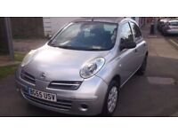 NISSAN MICRA 55 PLATE(2005)1.2