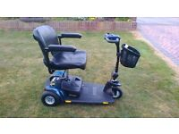 Mobility scooter Gogo elite traveller plus