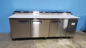 PIZZA TABLES AND RESTAURANT EQUIPMENT ( BRAND NEW )