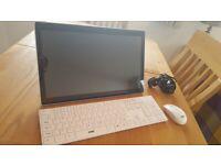 "Fusion 5 17.3"" Ultra Slim All-in-One Desktop PC"