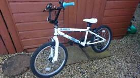 """BMX bike. """"X-rated Flair"""" model. Fantastic hardly used condition."""