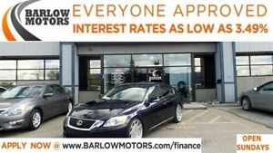 2008 Lexus GS 460 *EVERYONE APPROVED* APPLY NOW DRIVE NOW.