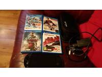 PSVITA BUNDLE NEW MINT CONDITION