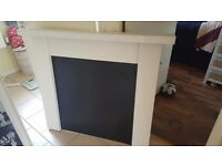 Fire surround as new