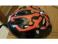 Boys star wars bike helmet