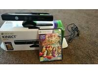 Xbox 360 Kinect with Kinect Adventure Game