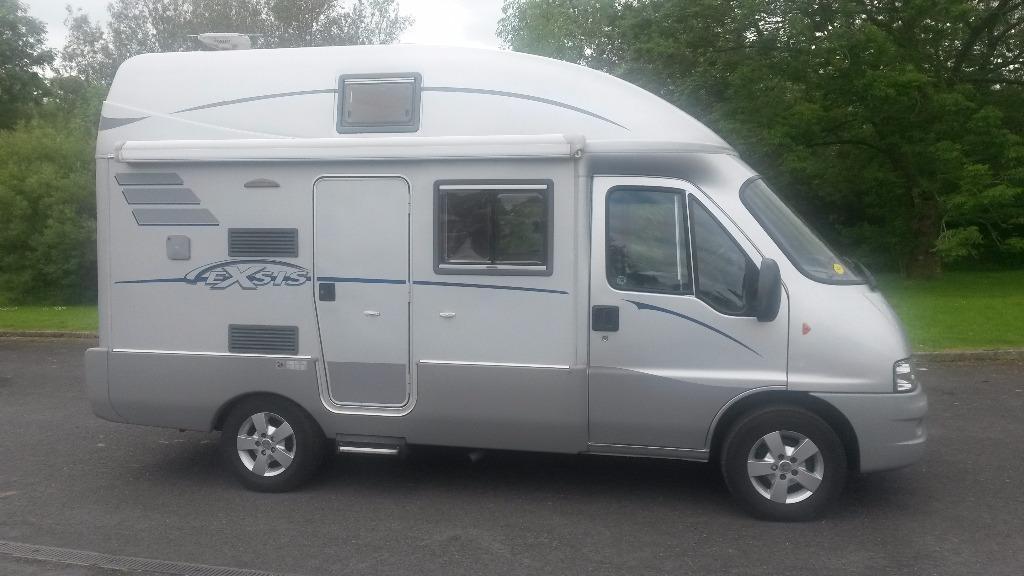 Campervans For Sale >> Hymer Exsis SG motorhome | in Clitheroe, Lancashire | Gumtree