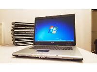 Acer Travelmate Dual Core Windows 7 Laptop