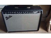 Fender Frontman 212r, 100 watt solid state electric guitar amplifier.