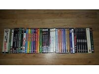 Job Lot Of DVD's, Box-sets & 2 Blu Ray's, Used, Lots Of Viewing For Cheap Price!