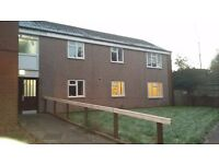 TWO BEDROOM FLAT LOCATED IN WOLESCOTE PART FURNISHED PRICED AT £500PCM