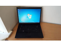 Ref 112 Dell Laptop Microsoft Windows 7 Office 3GB RAM 160GB HDD Wifi