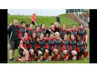 Women's rugby team!! Cardiff
