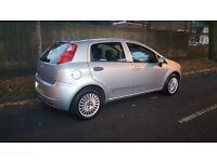 Fiat punto grande 1.2 2008 hpi clear