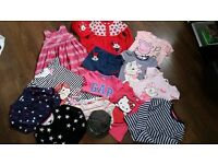 Bundle of clothes for girl age 4-5.