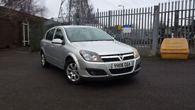 2006 VAUXHALL ASTRA 1.7 CDTI 16v 5dr £1590 EXCELLENT CONDITION