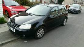 2005 volkswagen golf gt tdi 6 speed satellite navigation