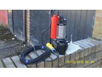 Tsurumi submersible pumps POWA New still in box never used