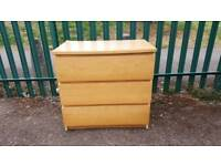 IKEA Chest Drawers (Delivery available)