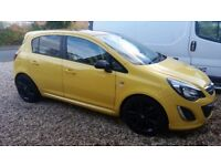 Vauxhall Corsa Limited Edition (64) plate 5 door 1.3 Diesel