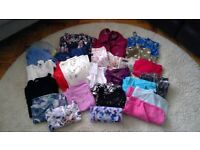 Ladies clothes 10, 12 14. Jumpers, tops, Jackets, Pants etc.